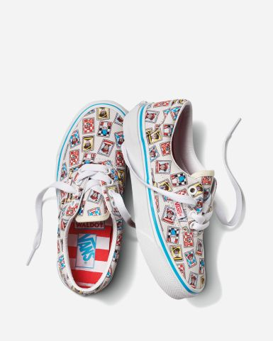 Vans x Where's Waldo? Era Postage