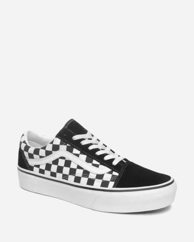 Checkerboard Old Skool