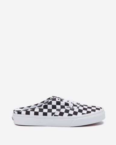 Authentic Mule (Checkerboard)
