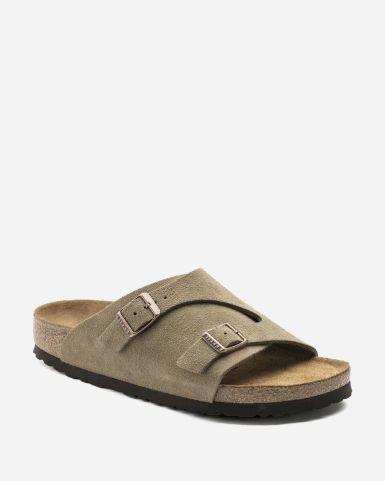 Zurich Soft Footbed Vegan Leather
