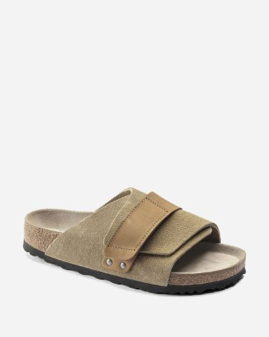 Kyoto Soft Footbed Vegan Leather