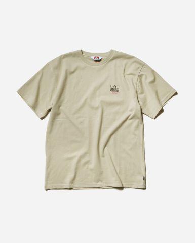 日版男裝時尚的短袖TEE