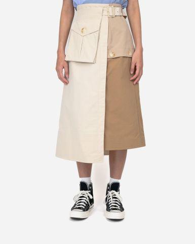 層疊半截裙