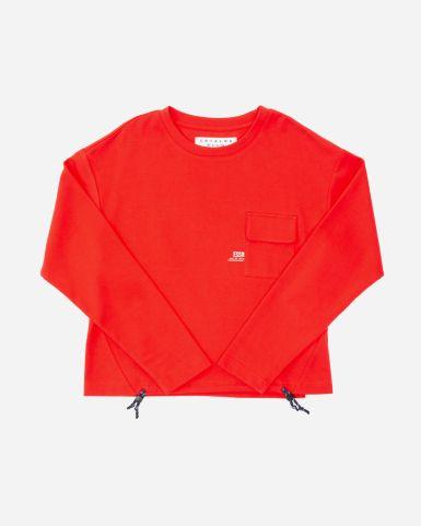 Essential口袋衛衣