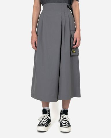 A LINE口袋裙褲