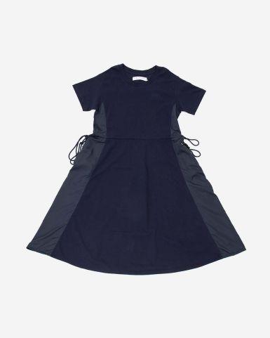 Fabric Mix T裇連身裙