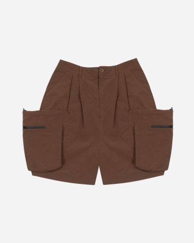 立體口袋短褲