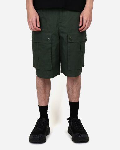 棉帆布鬆身短褲