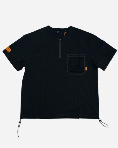 Half Zipper  Oversize
