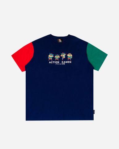 動感超人鬆身T恤