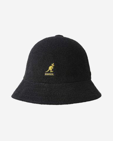 圓頂朱紗漁夫帽