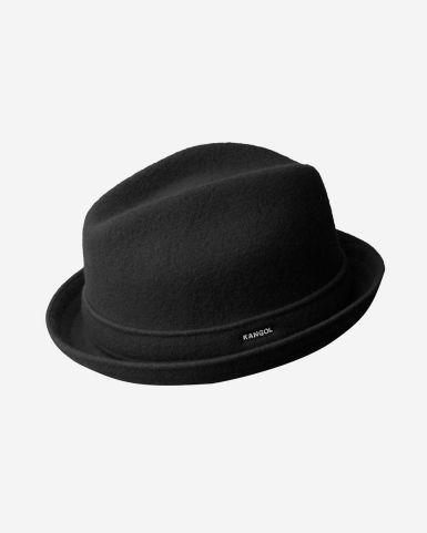 羊毛紳士帽