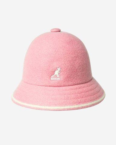 Stripe Casual 漁夫帽