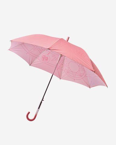百變小櫻遇水浮現櫻花長傘