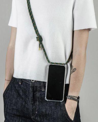 Lion Rock iPhone 11 繩索背帶手機殼