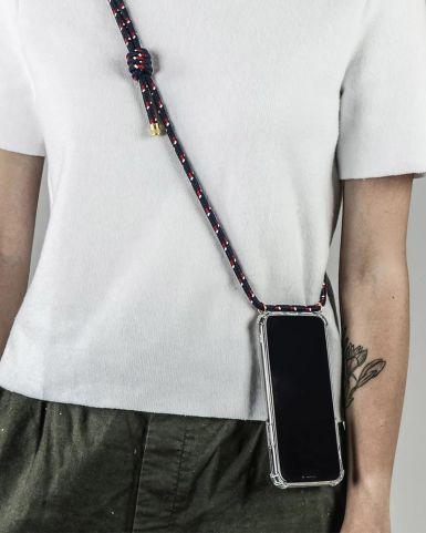Lion Rock iPhone 7/8/SE繩索背帶手機殼