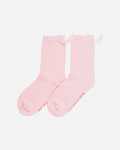 百變小櫻3D翼長筒襪