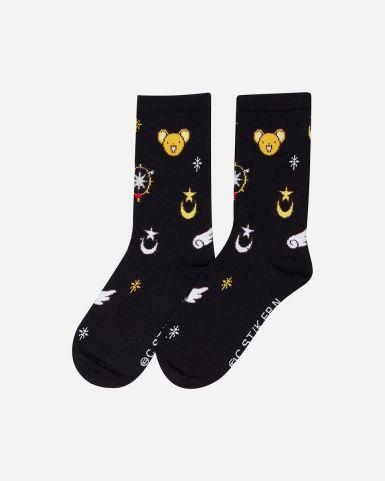 百變小櫻圖案長筒襪